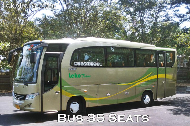 Bus 35 Seats Rental Cheap Bali