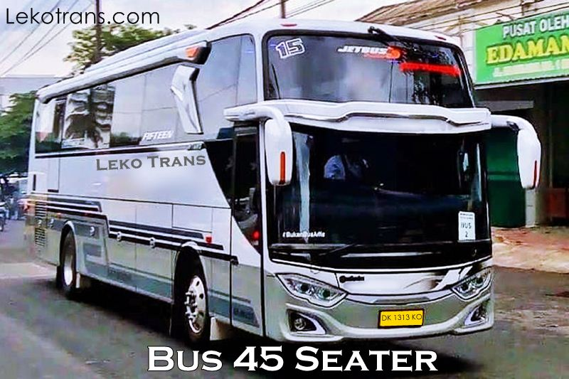 Bus 45 Seats Hire in Bali